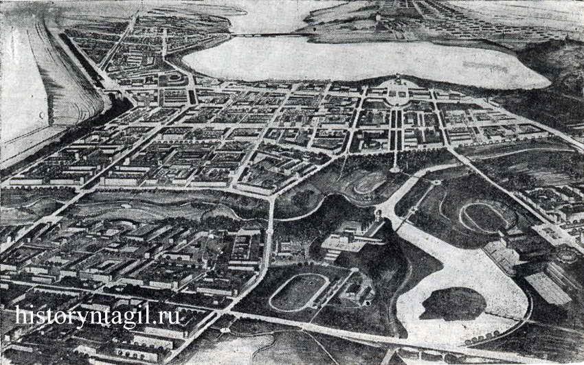 Нижнего Тагила. 1935 год.