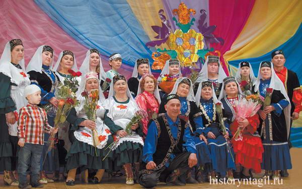 Народный коллектив татарской культуры Ялкын