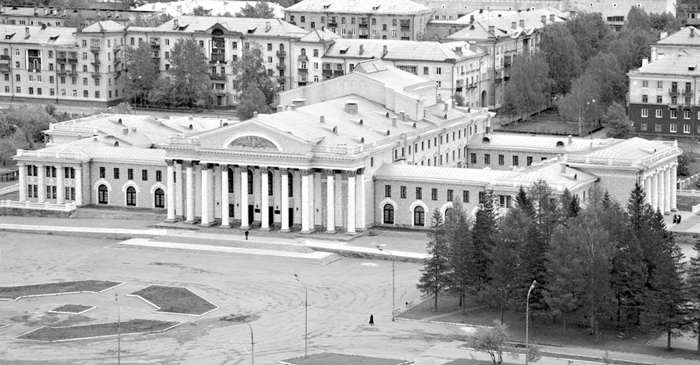 Дворец культуры им Окунева Екатеринбург — Афиша